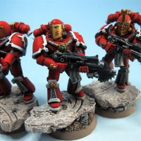 3-Thousand Sons Pre Heresy par Le Chat