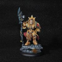 Custodes Shield Captain par Jojo