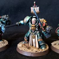 Terminators Grey Knights par Freg